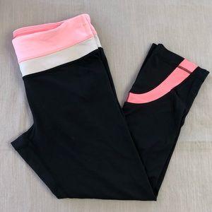 Lululemon athletica crop leggings